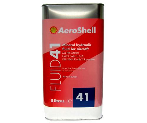 hydraulic fluids aeroshell fluid 41. Black Bedroom Furniture Sets. Home Design Ideas